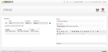 Envio de E-mail para os filiados com filtro personalizados